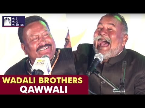 Wadali Brothers | Qawwali | Tujhe Takiya | Part 2 | Idea Jalsa |  Lucknow | Arts And Artistes