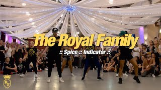 WGS CLASS VIDEOS :: THE ROYAL FAMILY Workshop #1 (Spice - Indicator)