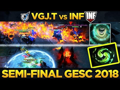 VGJ.T - vs INFAMOUS SEMI-FINAL - GESC INDONESIA MINOR - Dota 2