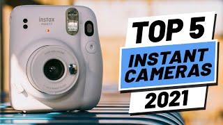 Top 5 BEST Instant Cameras of [2021]