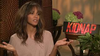 Halle Berry Goes Full On Mama Bear In KIDNAP   Exclusive Interview