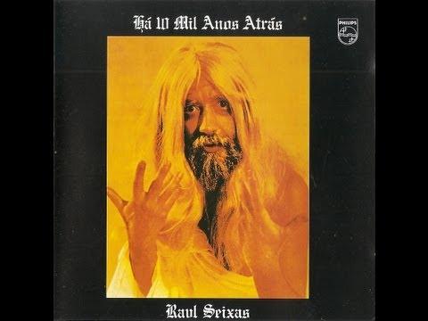 Raul Seixas - Eu nasci há dez mil anos atrás + Bonus tracks - 1976 (álbum completo)