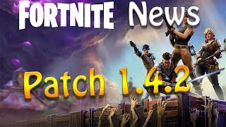 FNN - FortNite News - Patch 1.4.2 [PT/BR] #3