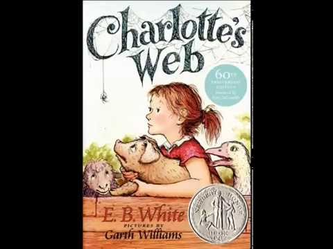 Charlottes Web by E B White Audiobook