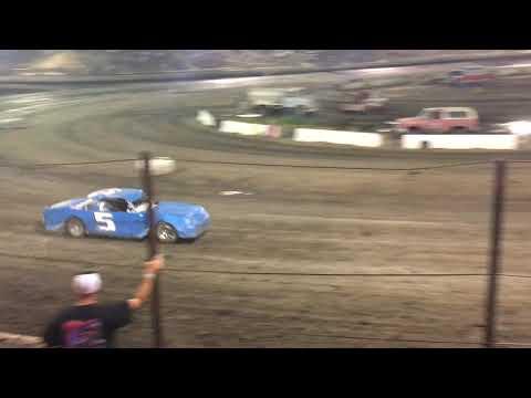 Bakersfield Speedway 08-25-18 Hobby Heat 2