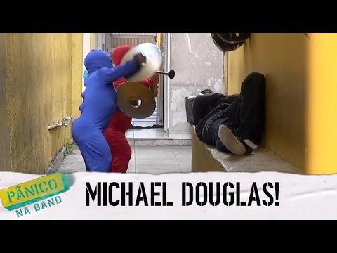 MOMENTO MICHAEL DOUGLAS: NUNCA MAIS EU VOU DORMIR - E03 (02/02)