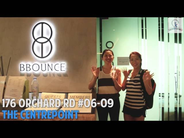 BBOUNCE: Trampoline Fitness Studio Found In Singapore!