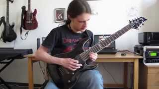 Dream Theater The Spirit Carries On Guitar Solo Cover