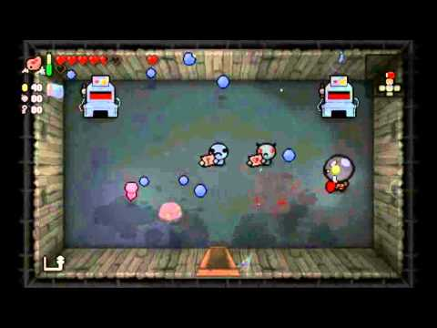 The Binding of Isaac: Rebirth Gameplay PS4