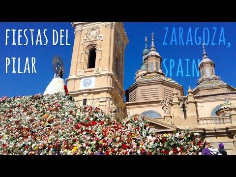 Fiestas del Pilar | Zaragoza, Spain