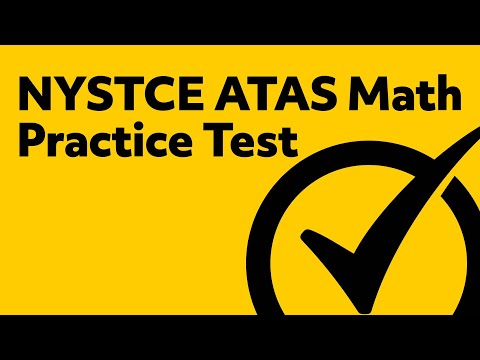 Free NYSTCE Assessment of Teaching Assistant Skills Math Pra