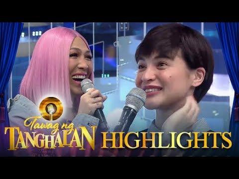 Vice Ganda compliments Anne's new hairstyle | Tawag ng Tanghalan thumbnail