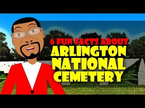 US History for Kids: Fun Facts about Arlington National Cemetery (American History)