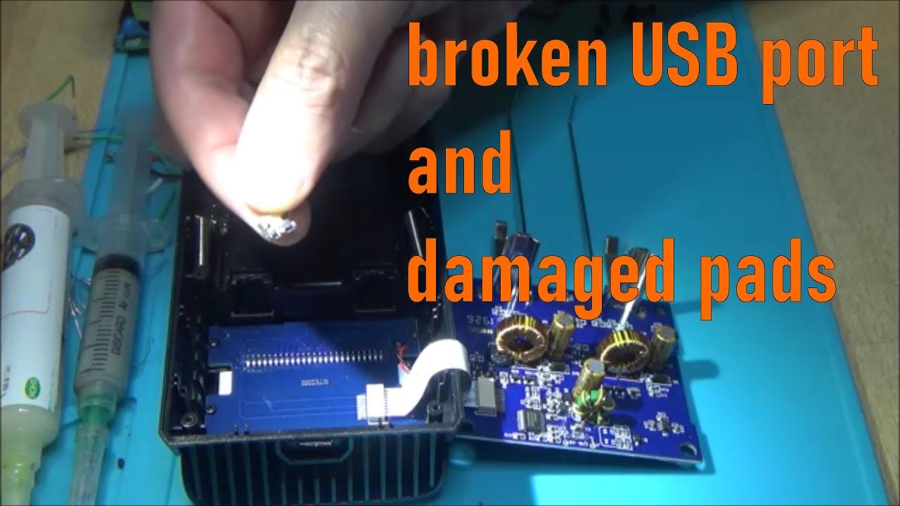 Nitecore UM2 charger does not turn on