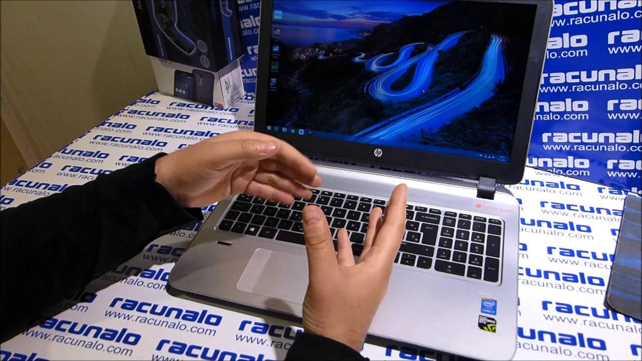 HP Envy 15 k252nm L5E42EA video test 01 06 2015