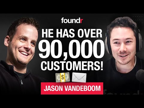 👢Bootstrapping to $90M a Year | The Jason Vandeboom Story