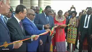 Museum of Black Civilizations. Dakar , Senegal