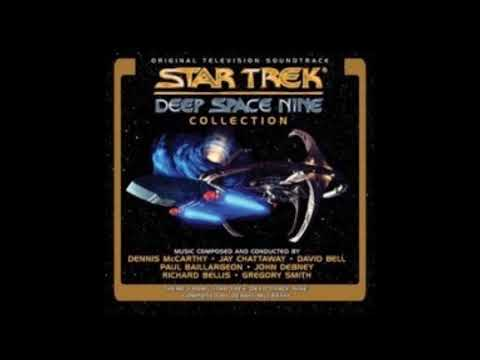 Star Trek Deep Space Nine - Duet. Musica: Dennis McCarthy