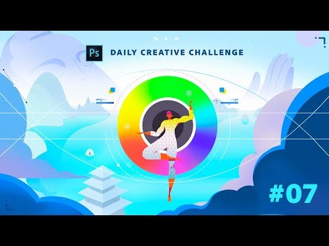 Photoshop Daily Creative Challenge #07
