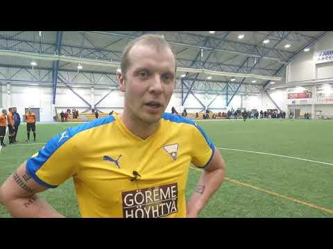 ACOTV Jälkipelit: AC Oulu - OLS (Harjoitusottelu 21.1.2017)