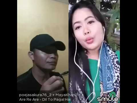 MAS bro join lagu India ARE RE ARE Maya khan21+poejasakura76_2