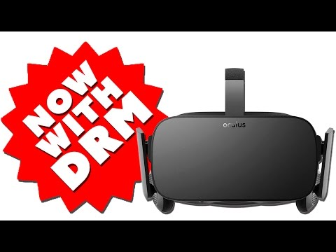 Oculus DRM ENABLES  Piracy - The Know