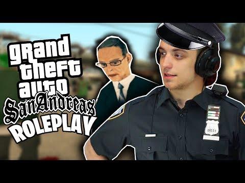 POSTAO SAM POLICAJAC?! - SAMP RolePlay #19
