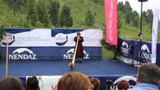 Cor des alpes Nendaz 2014 - Myriam Petit d