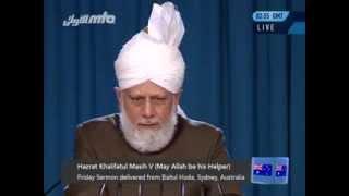 2013-10-18 Die Grundeigenschaften von Allahs wahren Dienern