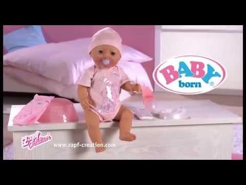 Zabawka Lalka Zapf Creation Baby Born Lalka Interaktywna
