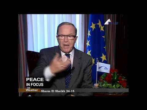 EPP PRESIDENT WILFRIED MARTENS (EPISODE 1) ON PEACE IN FOCUS