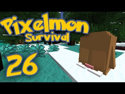 Pixelmon Survival [Part 26] - The Search is On!