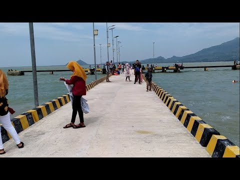 vlog-kupatan-benteng-portugis-menuju-pulau-mandalika