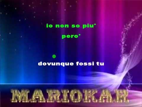 Mia Martini   Notturno karaoke