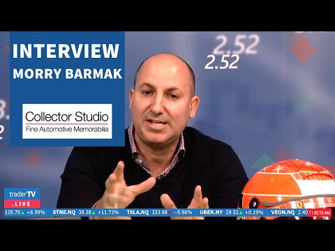 Interview: Collector Studio Founder Morry Barmak