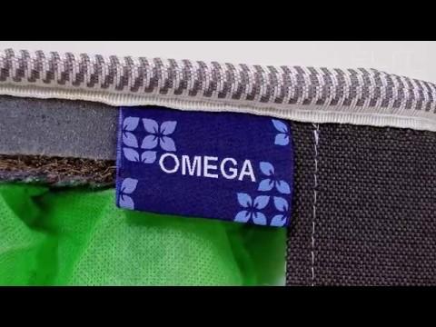 Купить ортопедический матрас Омега (Omega) Видео обзор. Украина Киев Одесса Львов