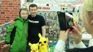 Domtendo in Bayreuth! Eindrücke zur Pokémon Sonne & Mond Autogrammstunde & der Kollegen in Berlin