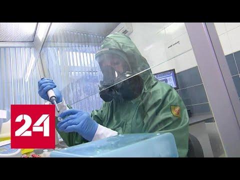 В Липецке госпитализировали трех инфицированных коронавирусом - Россия 24