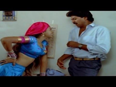 Seetharatnam Gari Abbayi || Roja  Comedy Scenes || Back To Back