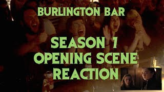 GAME OF THRONES Reactions at Burlington Bar S07E01 // Season 7 Opening Scene \\