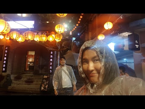 Taiwan Travel Vlog EP.5. 대만여행 브이로그: 지우펀방문 - 비정성시 골목, 수치루를 찾아서 Visit Jiufen 訪問九份