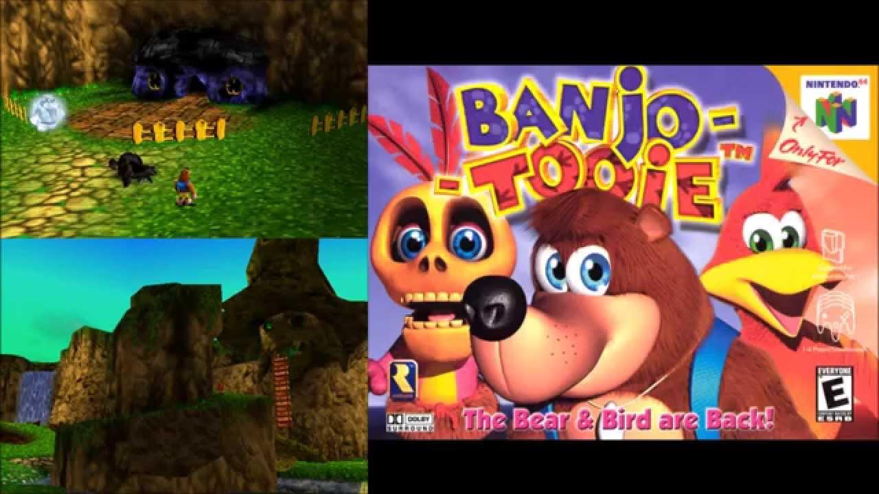 Banjo Tooie - Spiral Mountain (Orchestral Remake)