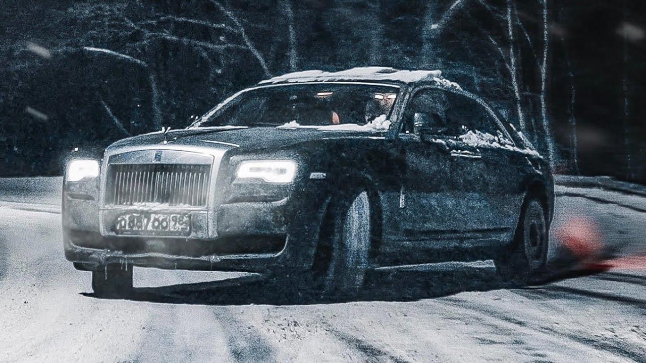 Rolls Royce Ghost EWB - Идеальная тачка для зимнего ДРИФТА!