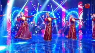 БАХЧИСАРАЙСКАЯ ХАЙТАРМА / ТАНЦЕВАЛЬНАЯ ГРУППА КРЫМСКОТАТАРСКОГО ТЕАТРА / Crimean Tatar TV Show(BAĞÇASARAY HAYTARMASI / QIRIMTATAR TEATRİNİÑ OYUNCILARI., 2016-07-04T08:31:26.000Z)