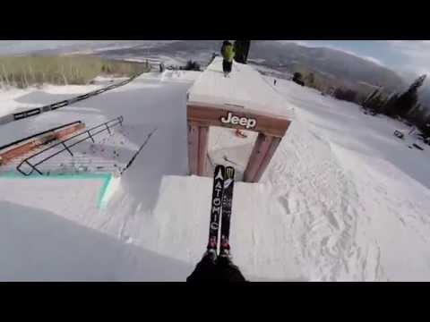 Download Gus Kenworthy & Tom Wallisch X Games Slopestyle GoPro Preview Pictures