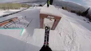 Gus Kenworthy & Tom Wallisch X Games Slopestyle GoPro Preview