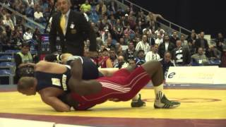 Keep wrestling at the Olympic Games