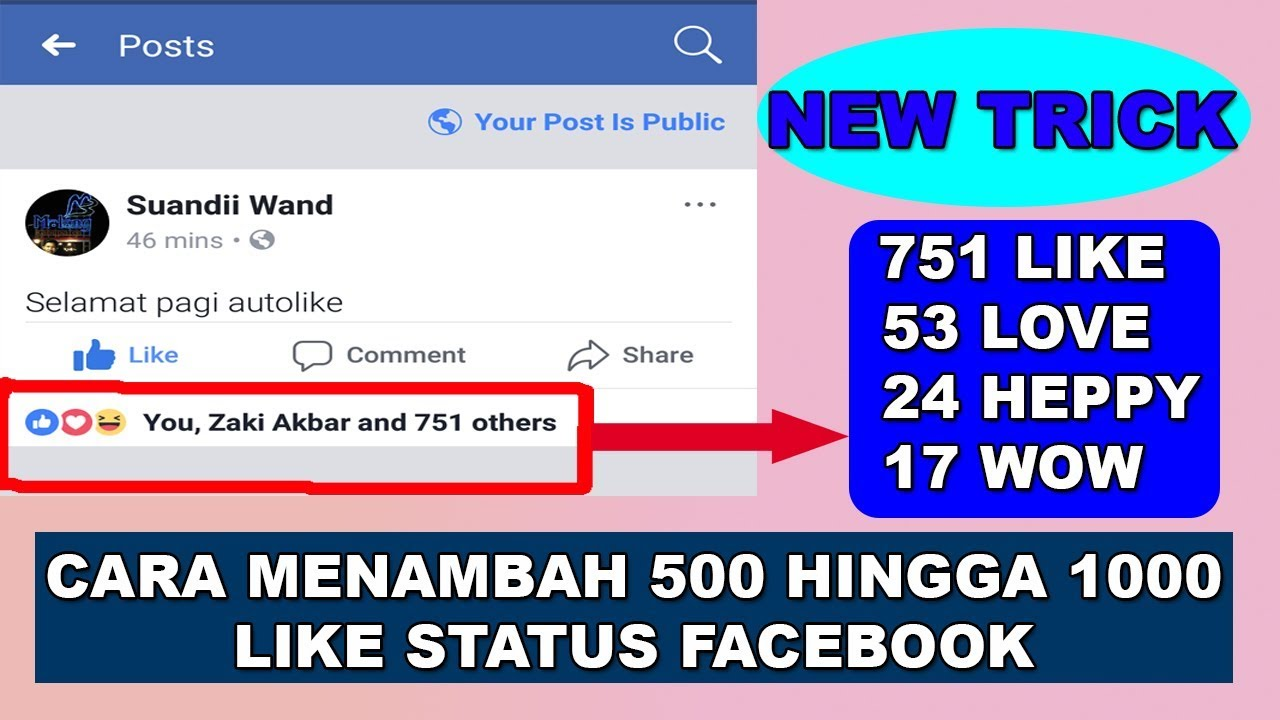 73 Gambar Status Facebook Terlihat Keren