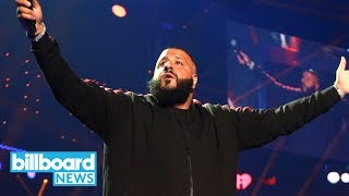 DJ Khaled Posts Video Tribute to His Son Ahead of 'Father of Asahd' Album Release | Billboard News