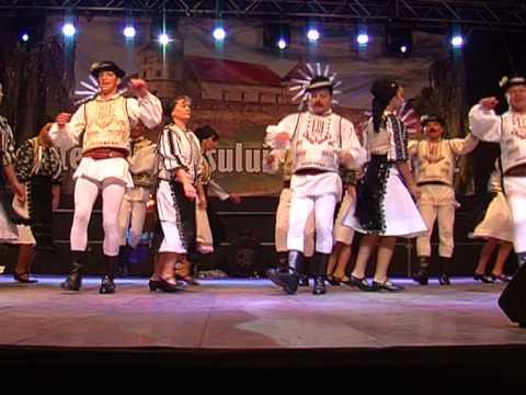 Ansamblu Ceata Fagarasului -Dans de Fagaras